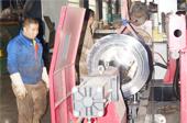 柱塞式液压缸的工作原理是什么?