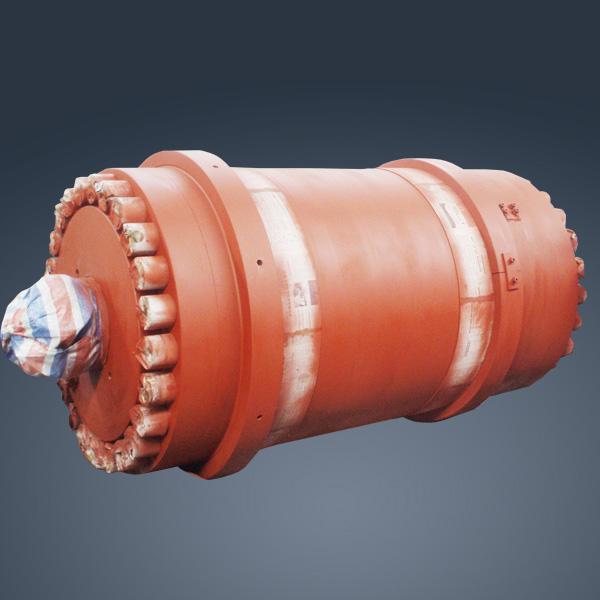 2000T特种钢绳检测液压缸