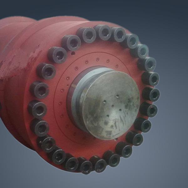 2000T钢绳检测液压缸